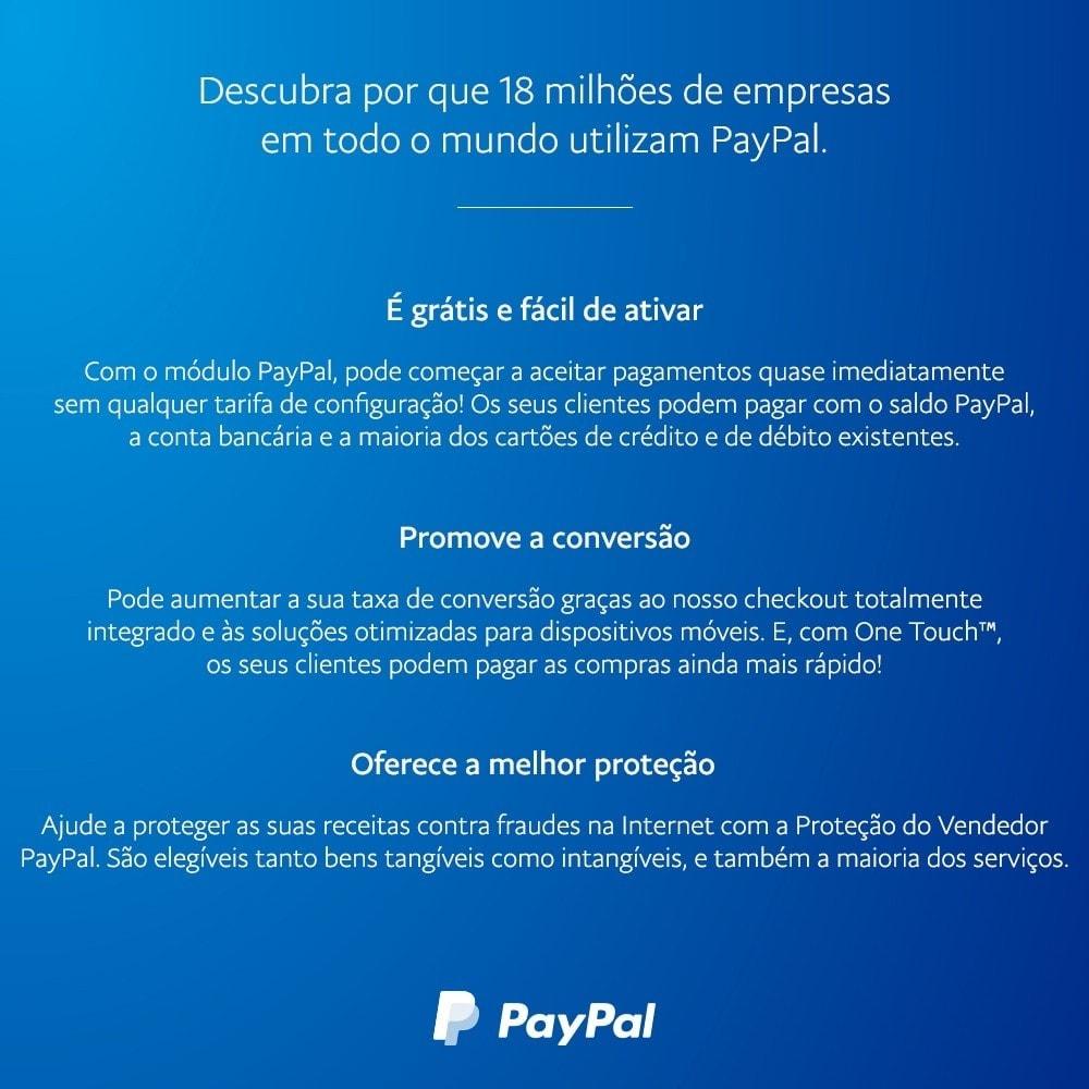 module - Pagamento por cartão ou por carteira - Oficial PayPal - 4