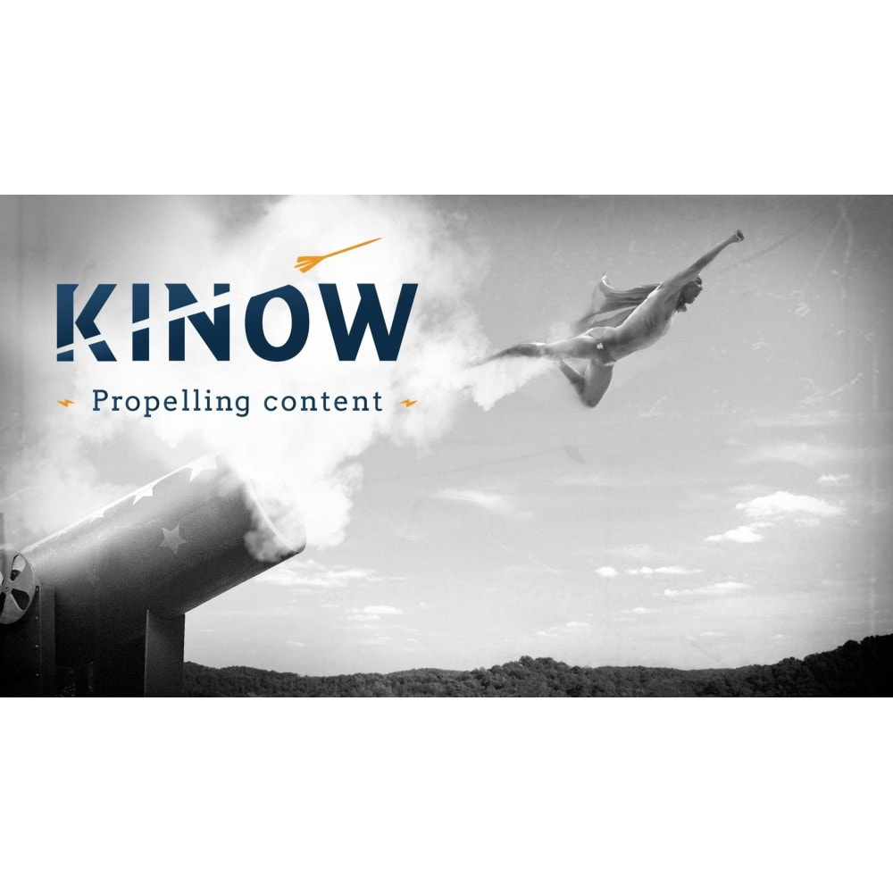 module - Digitale Produkt - Kinow - Video on demand platform (VOD/sVOD) - 1
