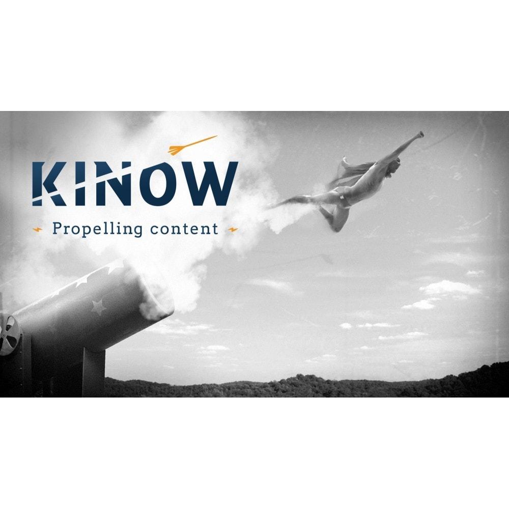 module - Produits virtuels (téléchargeables) - Kinow - Plateforme de vidéo à la demande (VOD/sVOD) - 1