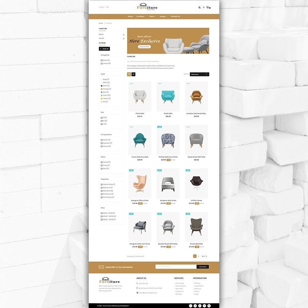theme - Maison & Jardin - Furniture shop - Furniture and home decor store - 3