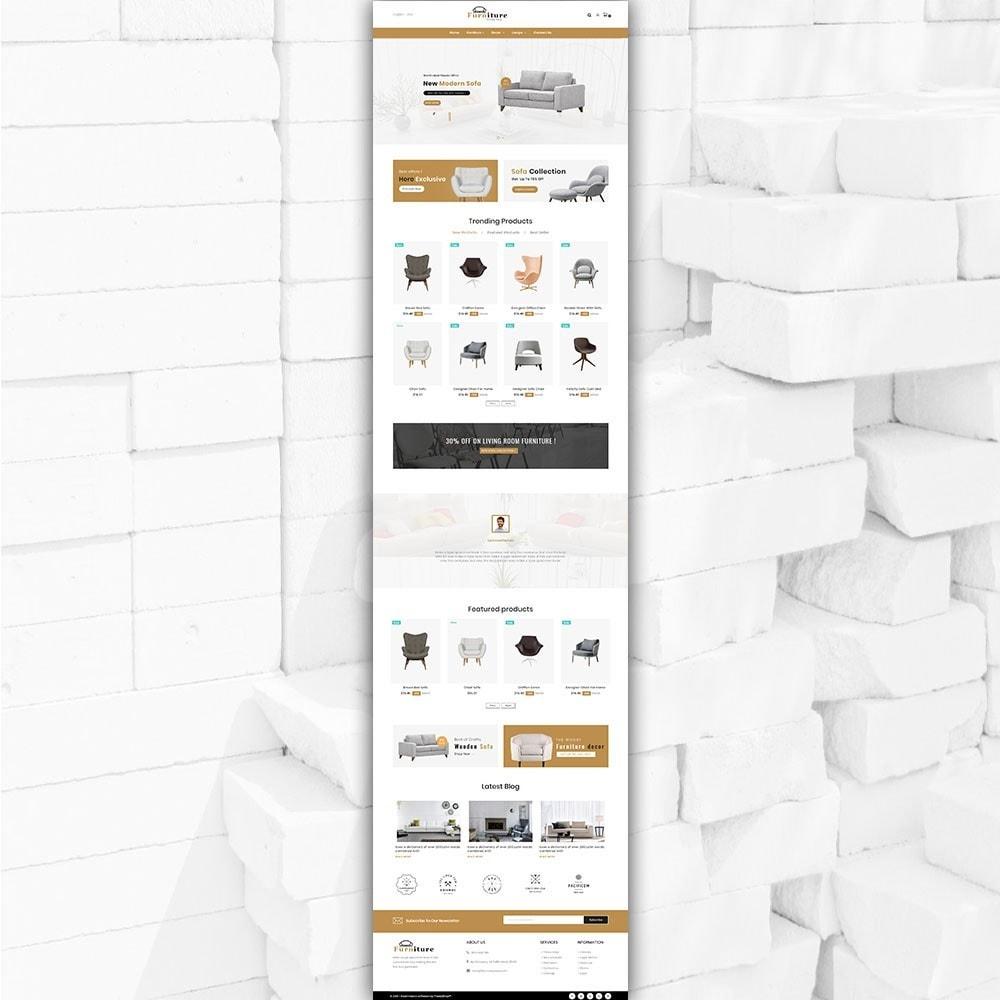 theme - Maison & Jardin - Furniture shop - Furniture and home decor store - 5