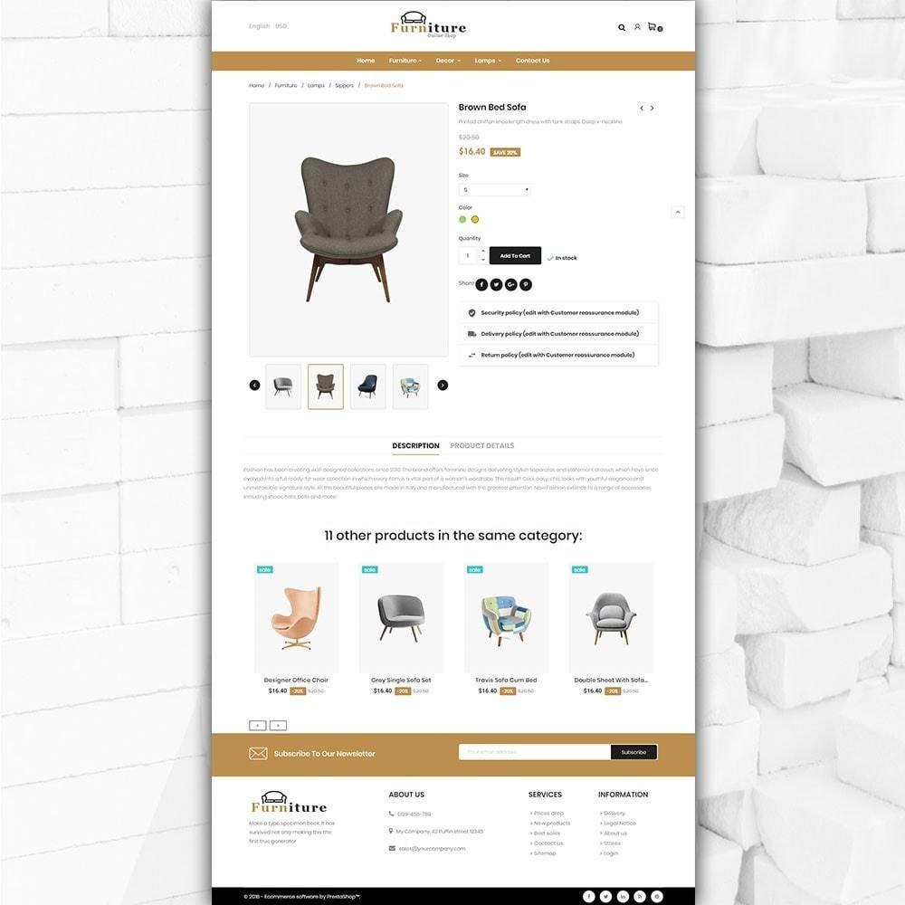 theme - Maison & Jardin - Furniture shop - Furniture and home decor store - 6