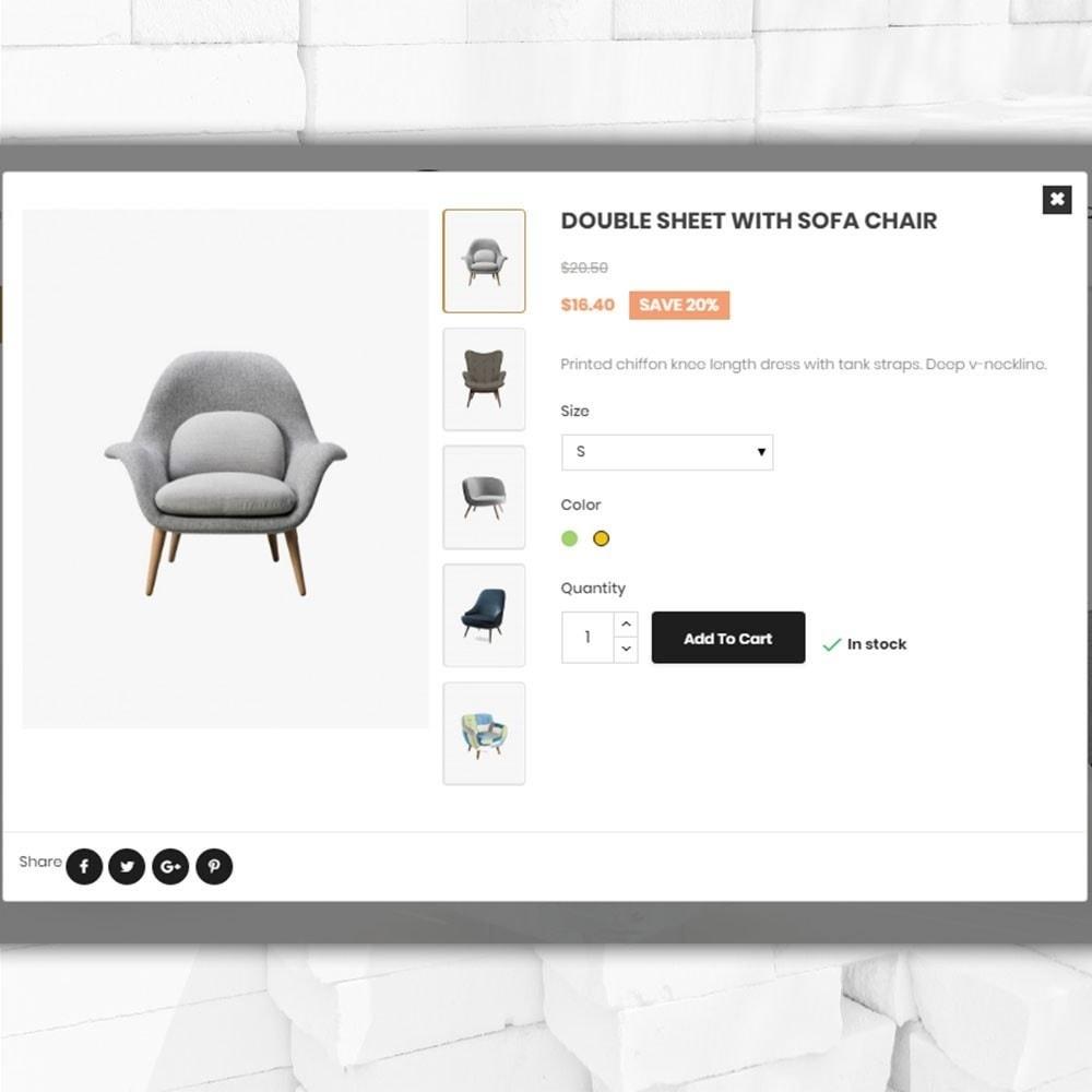 theme - Maison & Jardin - Furniture shop - Furniture and home decor store - 7