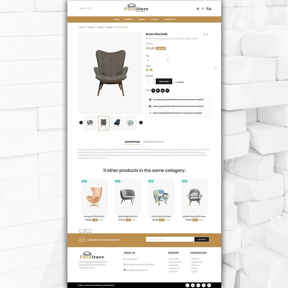 theme - Casa & Giardino - Furniture shop - Furniture and home decor store - 6