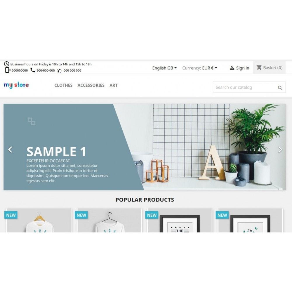 module - Page Customization - Moreshopinfo - 1