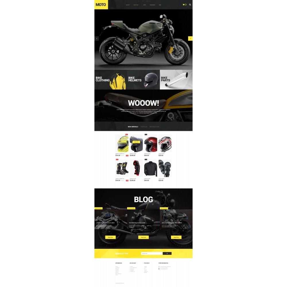 theme - Deportes, Actividades y Viajes - Motorcycle Store - 4