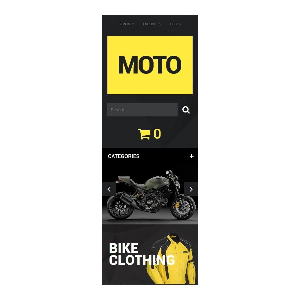 theme - Deportes, Actividades y Viajes - Motorcycle Store - 6