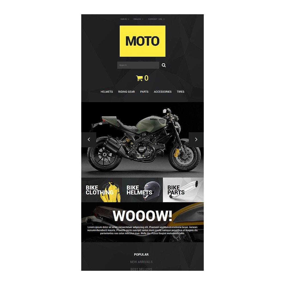 theme - Deportes, Actividades y Viajes - Motorcycle Store - 8