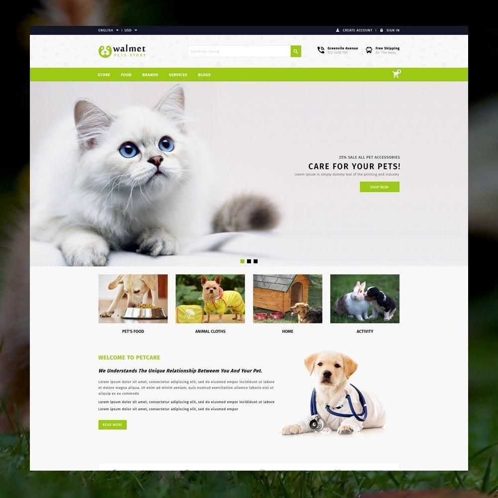 theme - Zwierzęta - Walmet - Pets Store - 2