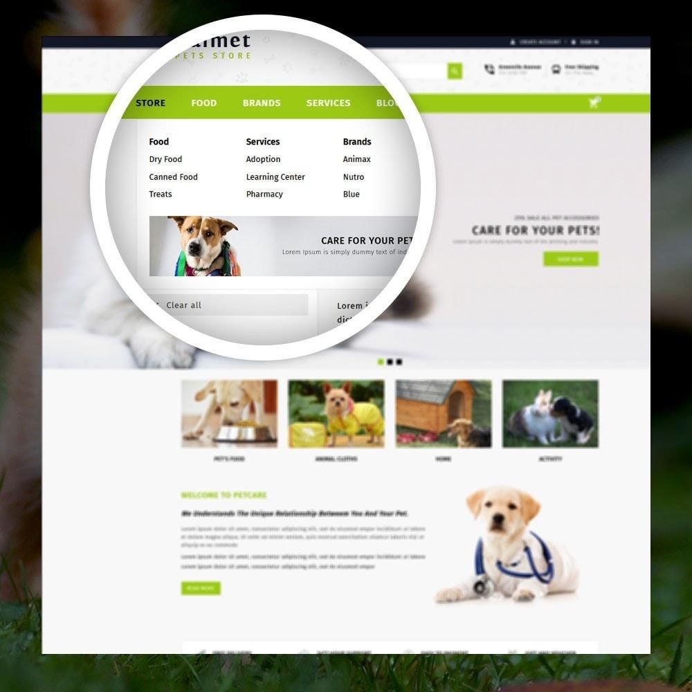 theme - Zwierzęta - Walmet - Pets Store - 7