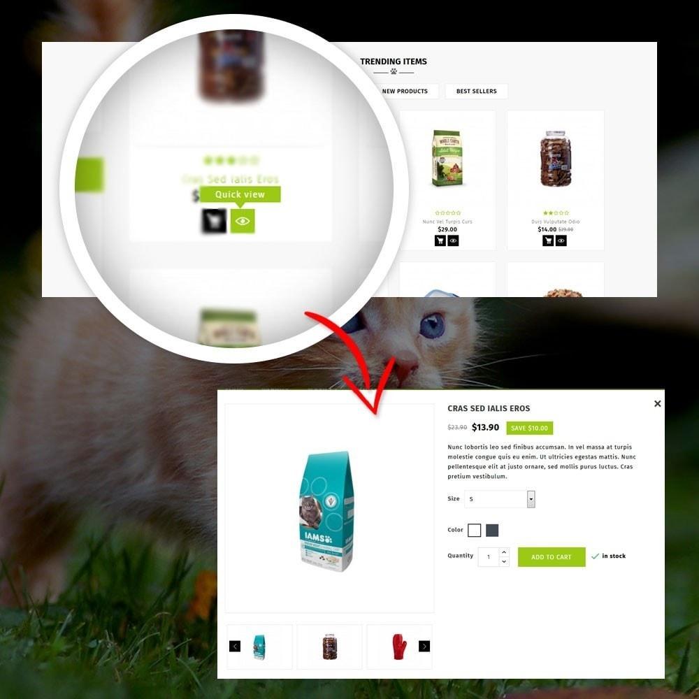 theme - Animales y Mascotas - Walmet - Pets Store - 8