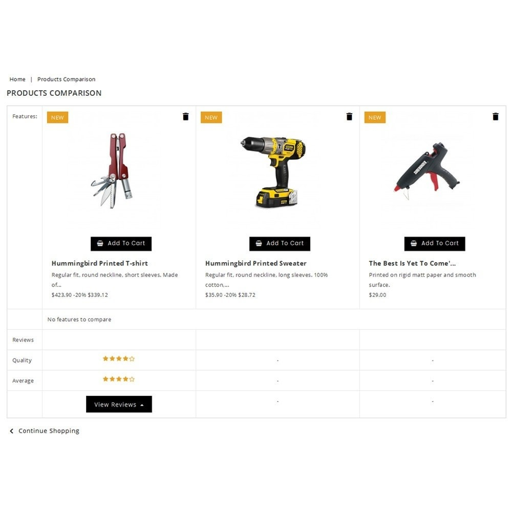 theme - Coches y Motos - PowerTools Store - 9