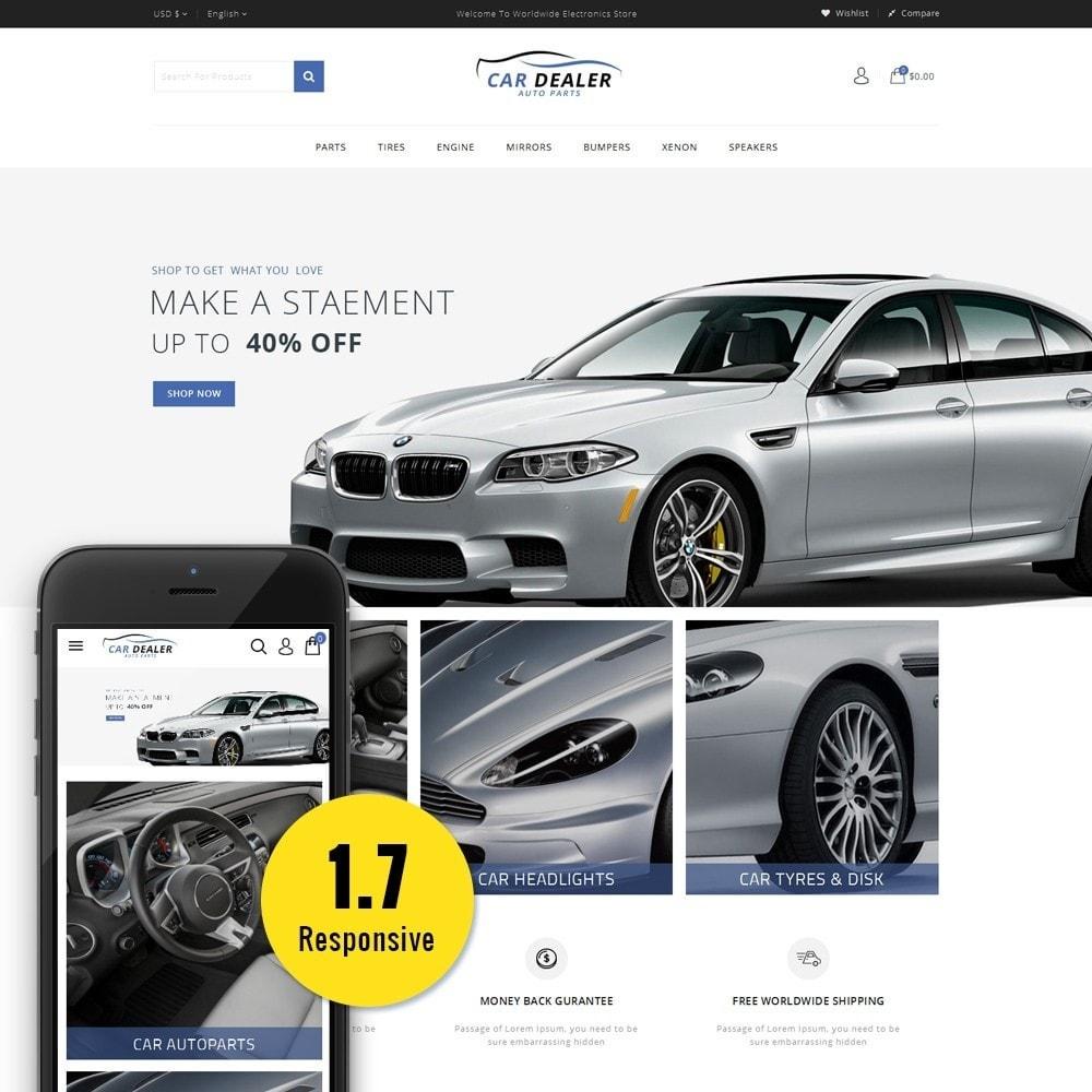 theme - Auto & Moto - Car Dealer Store - 1