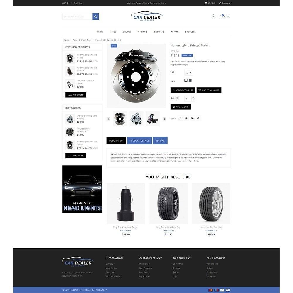 theme - Auto & Moto - Car Dealer Store - 5