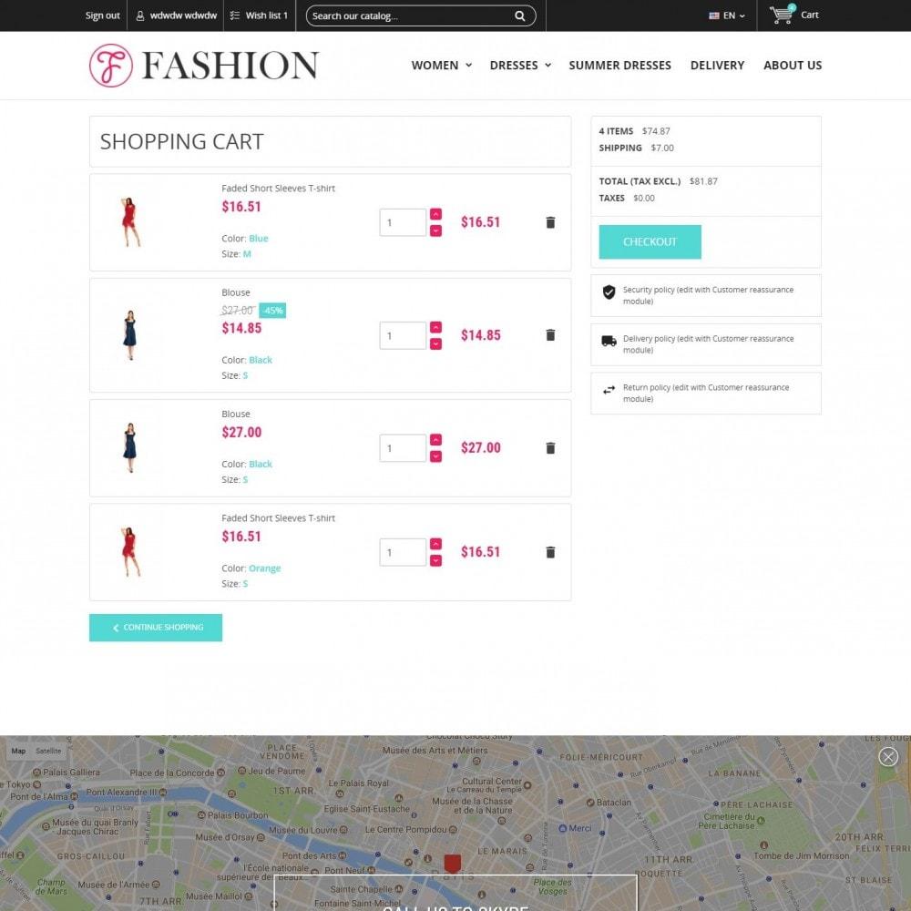 theme - Moda y Calzado - Clothing - Tienda De Moda - 5