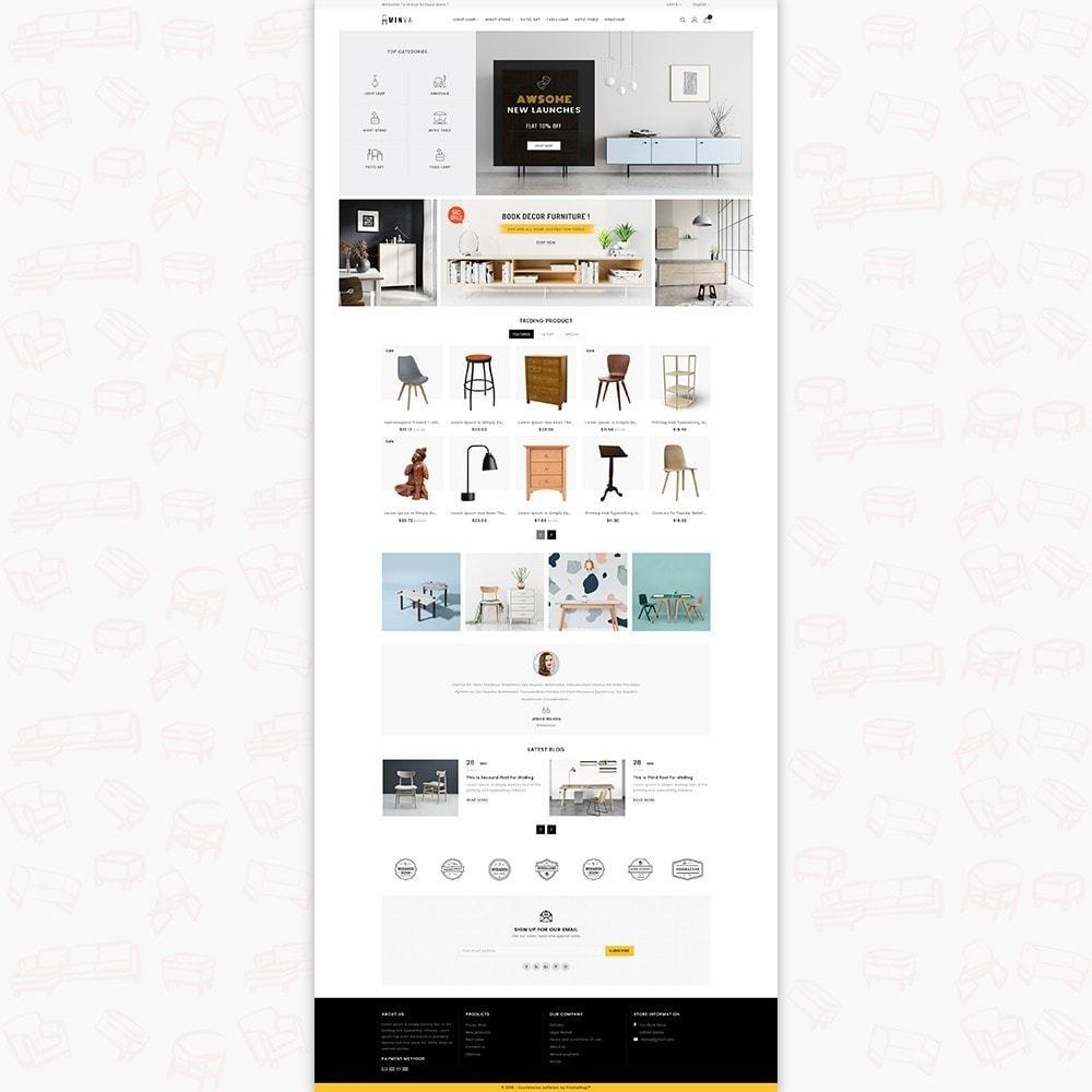 theme - Дом и сад - Minva Furniture Store - 2