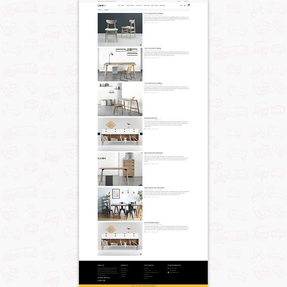 theme - Home & Garden - Minva Furniture Store - 6