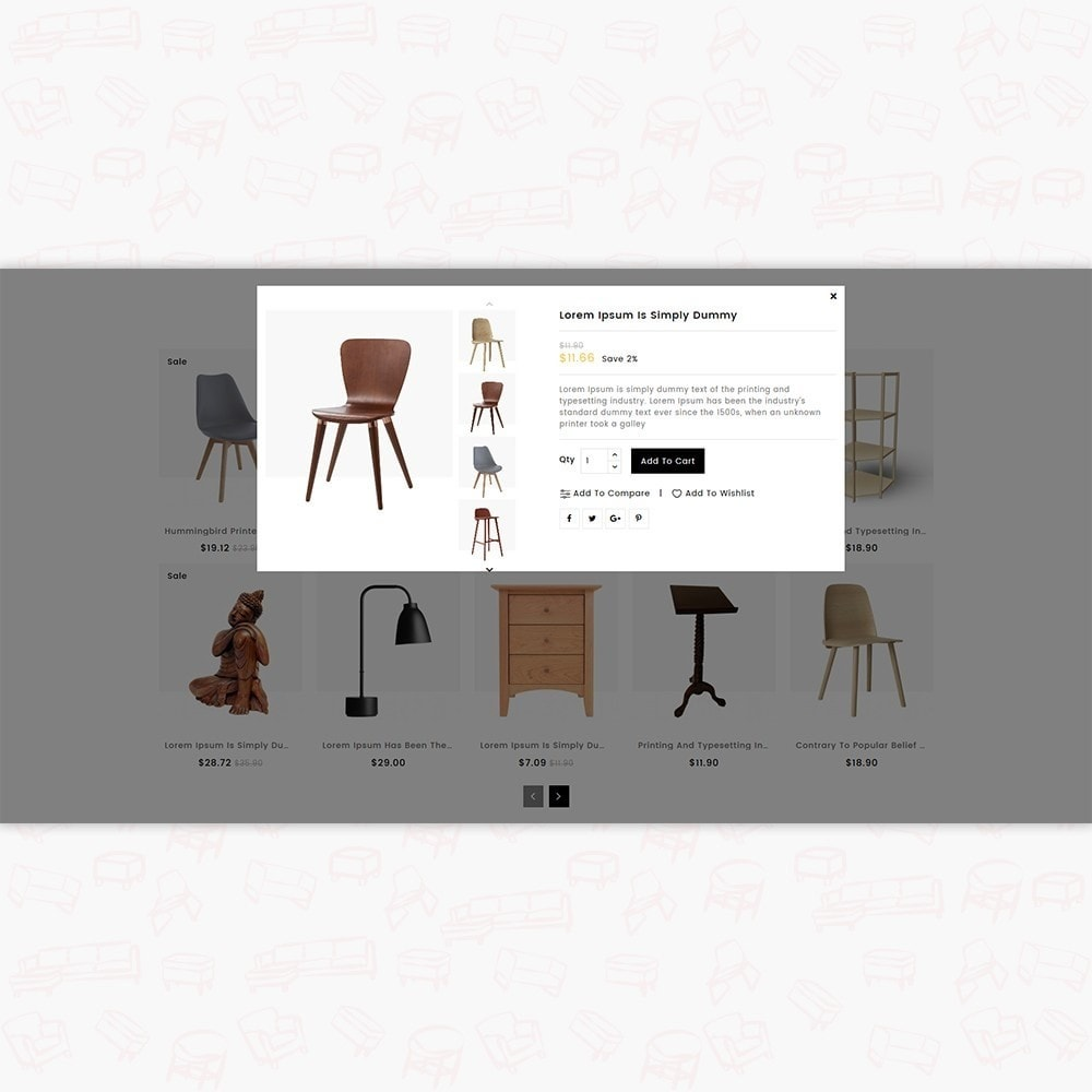 theme - Home & Garden - Minva Furniture Store - 7