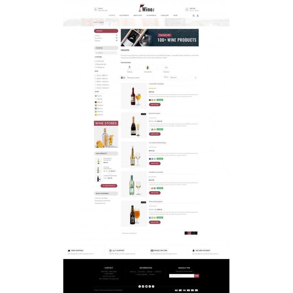 theme - Drank & Tabak - Wine Shop - 4