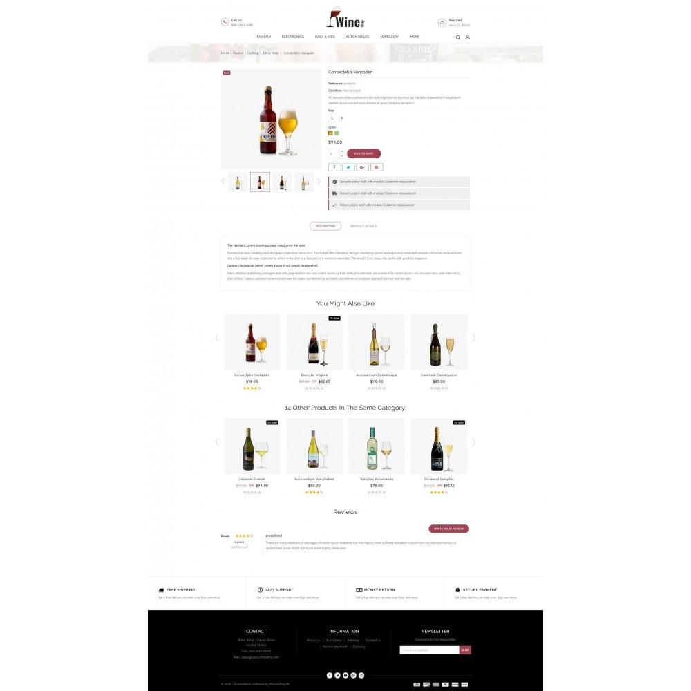 theme - Drank & Tabak - Wine Shop - 5