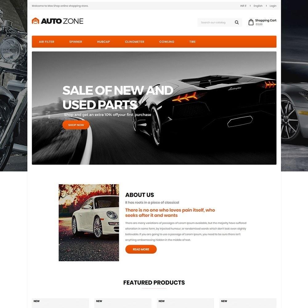 theme - Auto's & Motoren - Autozone - Auto Store - 2