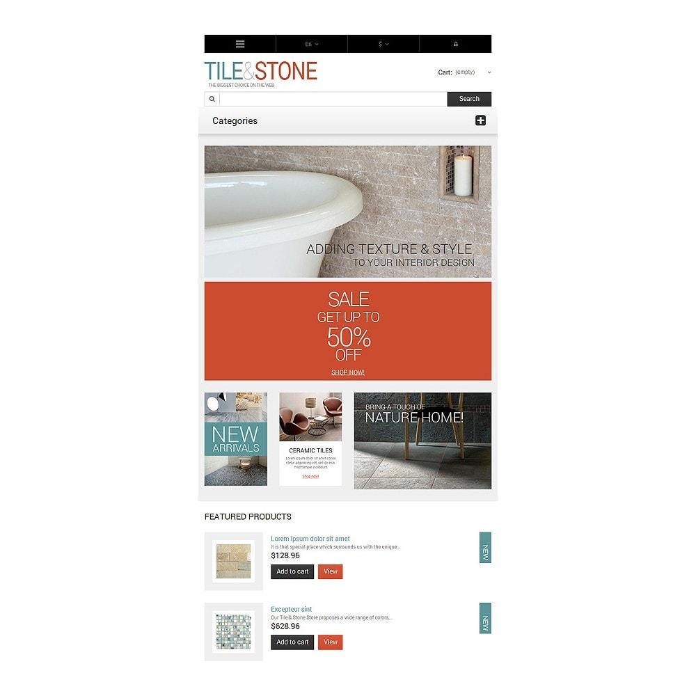 theme - Kunst & Kultur - Tile  Stone - 7