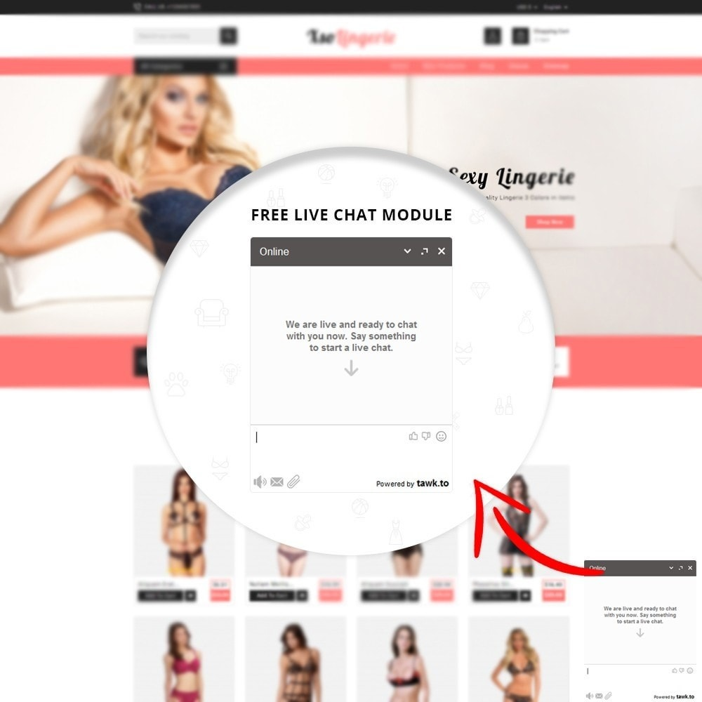 theme - Lingerie & Adult - XSO Lingerie Store - 6