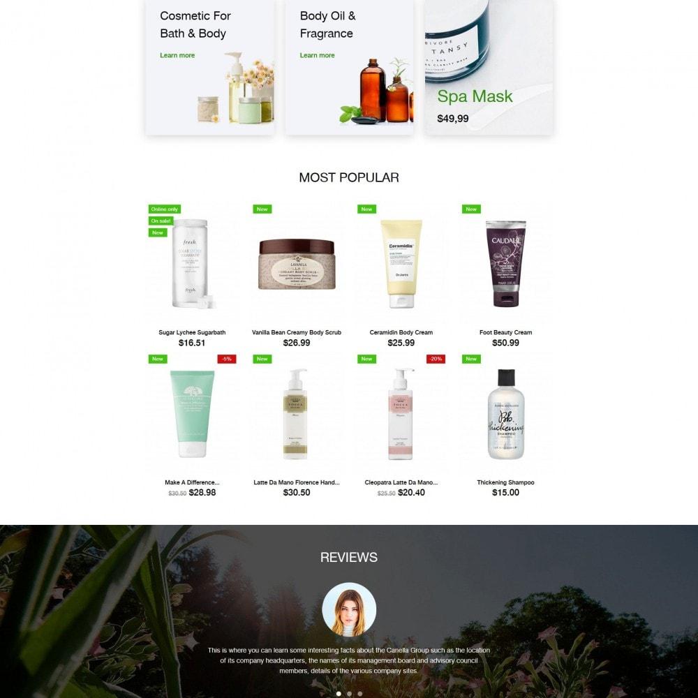 theme - Health & Beauty - Carven Cosmetics - 3