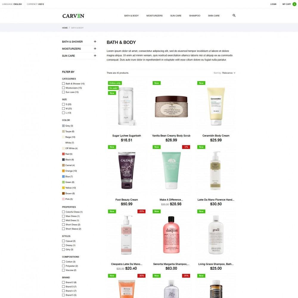 theme - Gesundheit & Schönheit - Carven Cosmetics - 5