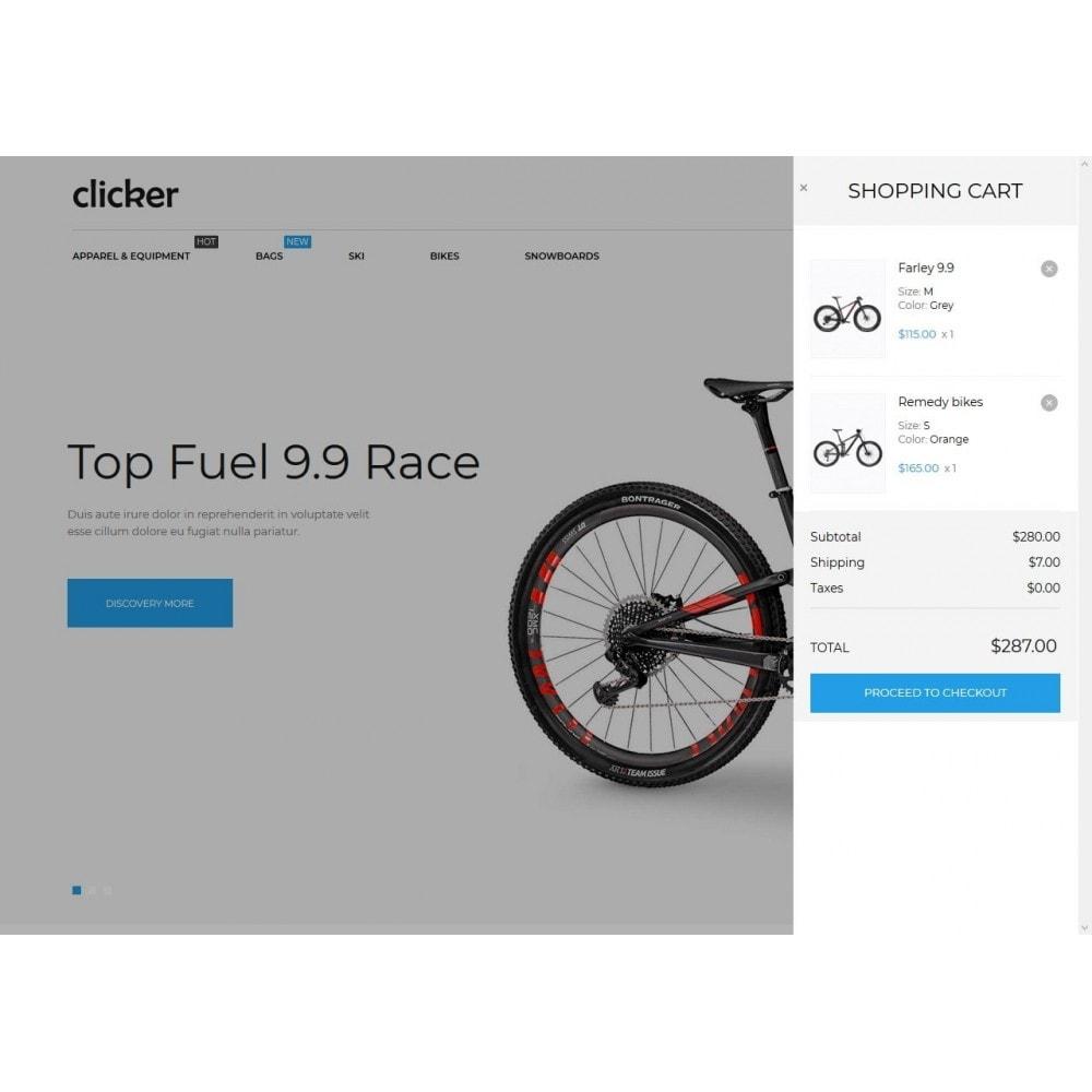 theme - Sport, Activiteiten & Reizen - Clicker - 7