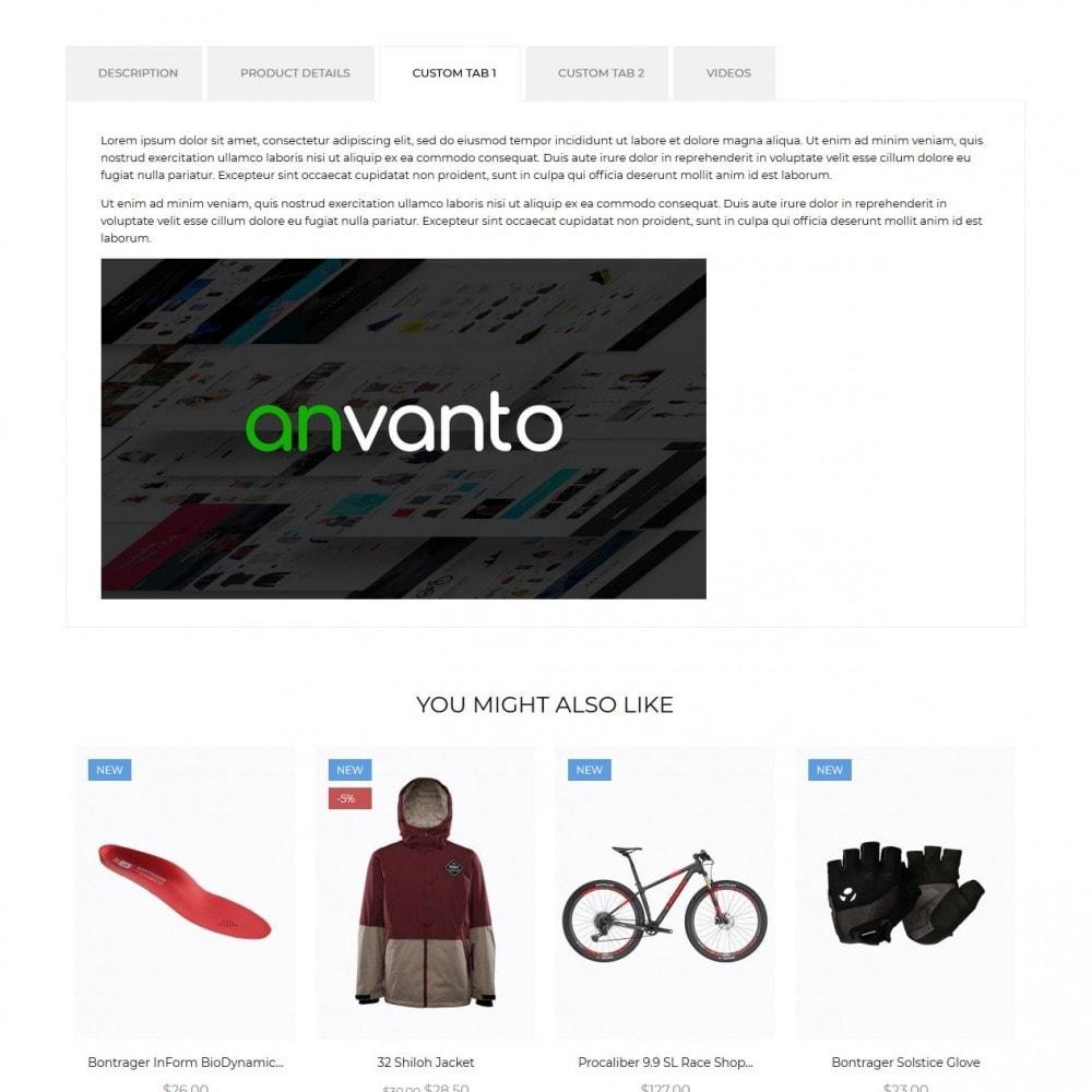 theme - Sport, Attività & Viaggi - Clicker - 8
