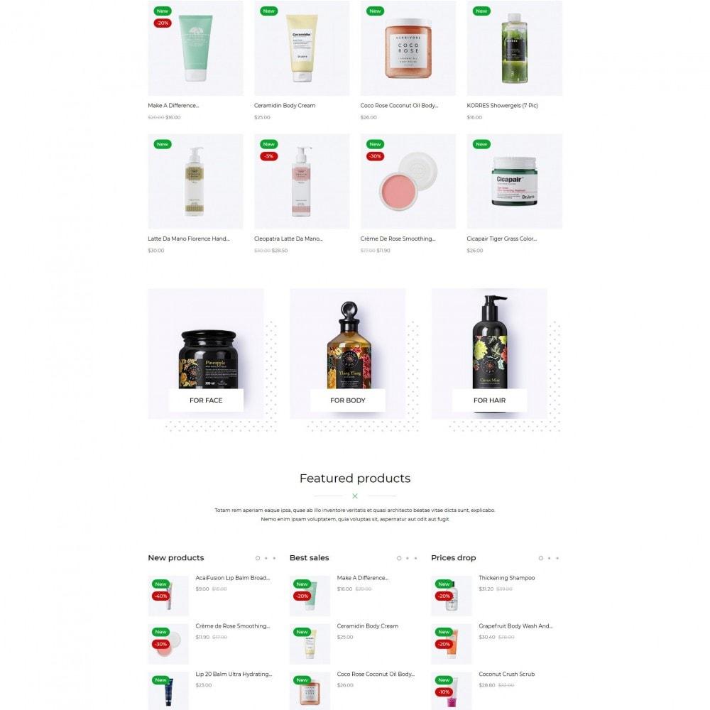 theme - Zdrowie & Uroda - Barossa Cosmetics - 3