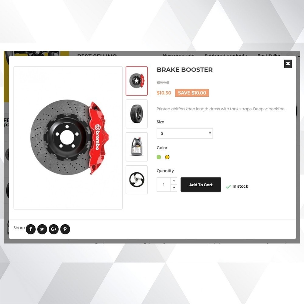 theme - Auto & Moto - Auto part store - 7