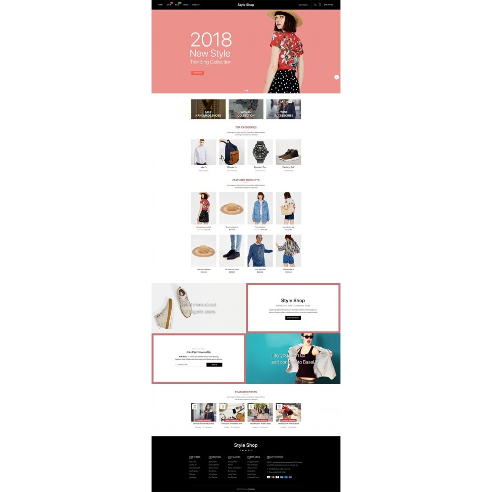 theme - Mode & Chaussures - StyleShop - 6