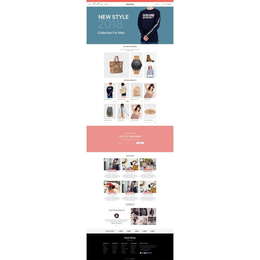 theme - Moda & Calçados - StyleShop - 8