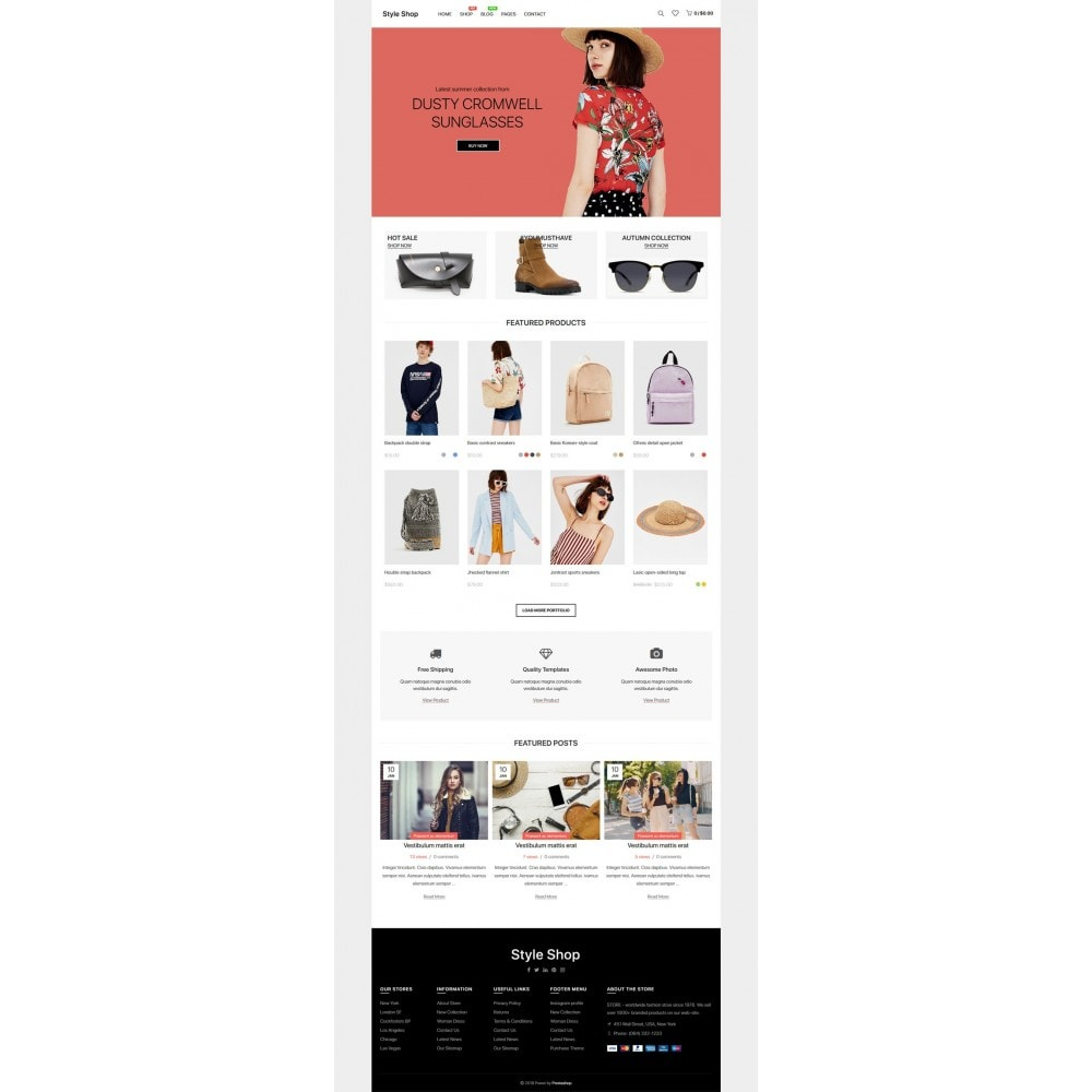 theme - Moda & Calçados - StyleShop - 9