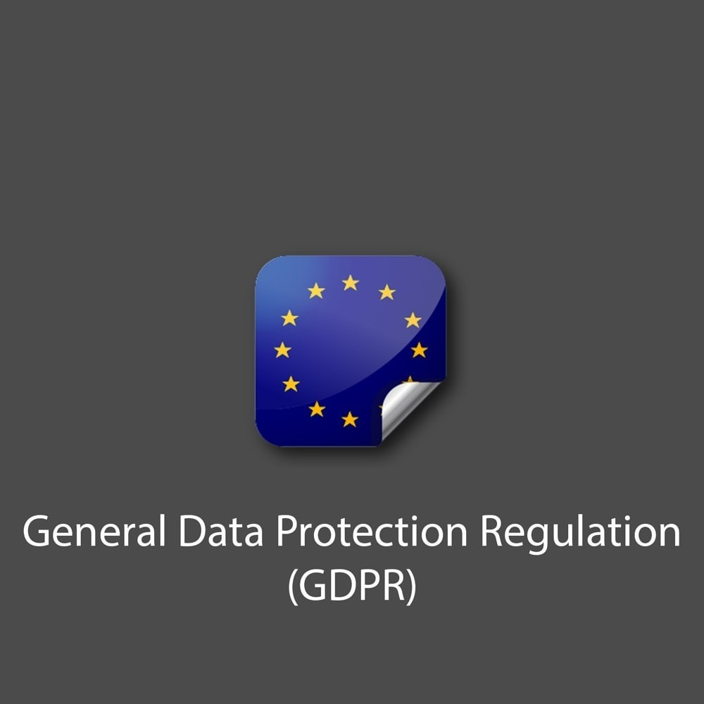 module - Legal - General Data Protection Regulation (GDPR) - 1