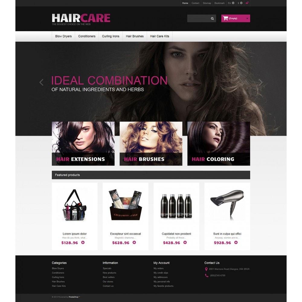 theme - Mode & Schuhe - Ideal Hair - 2