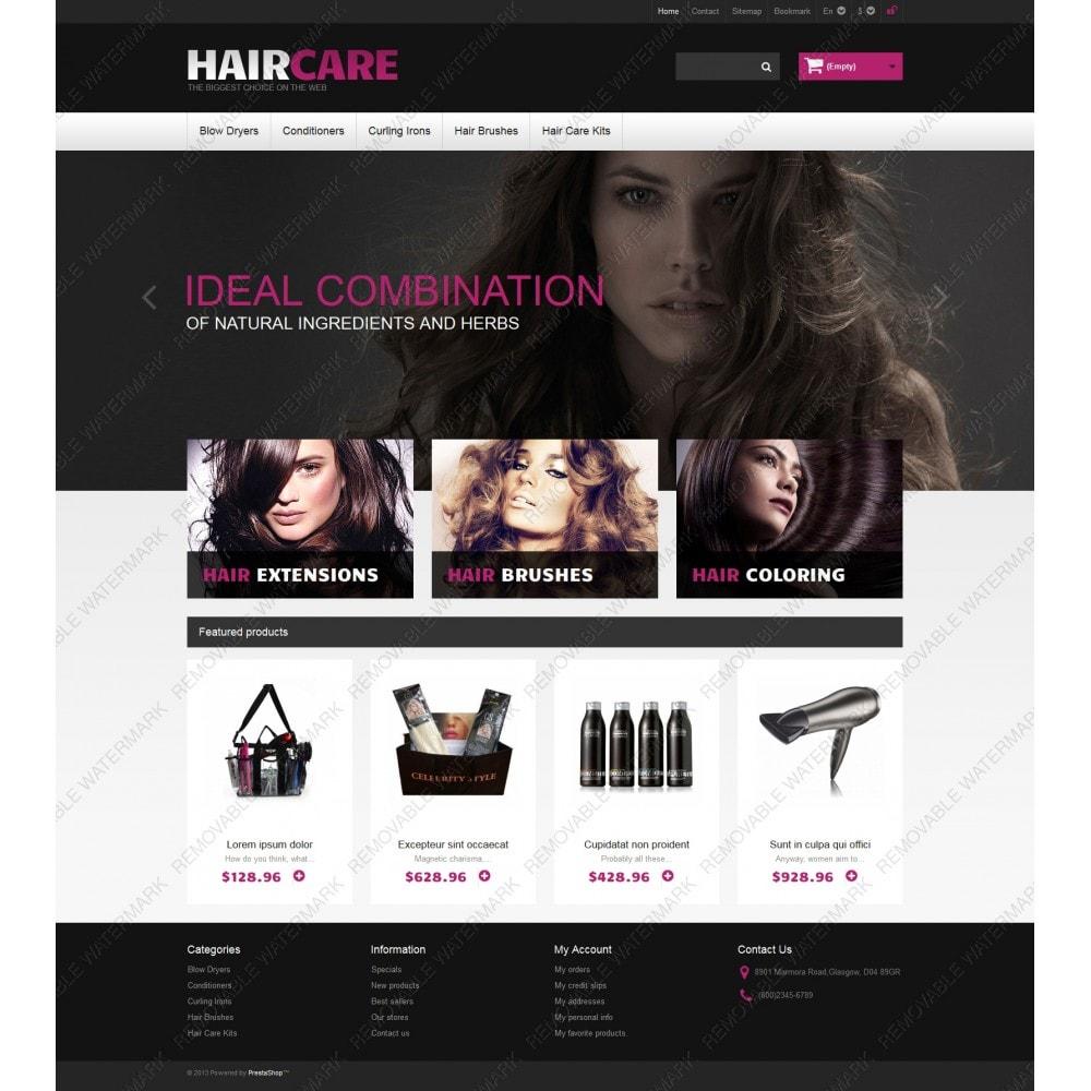 theme - Mode & Schuhe - Ideal Hair - 3