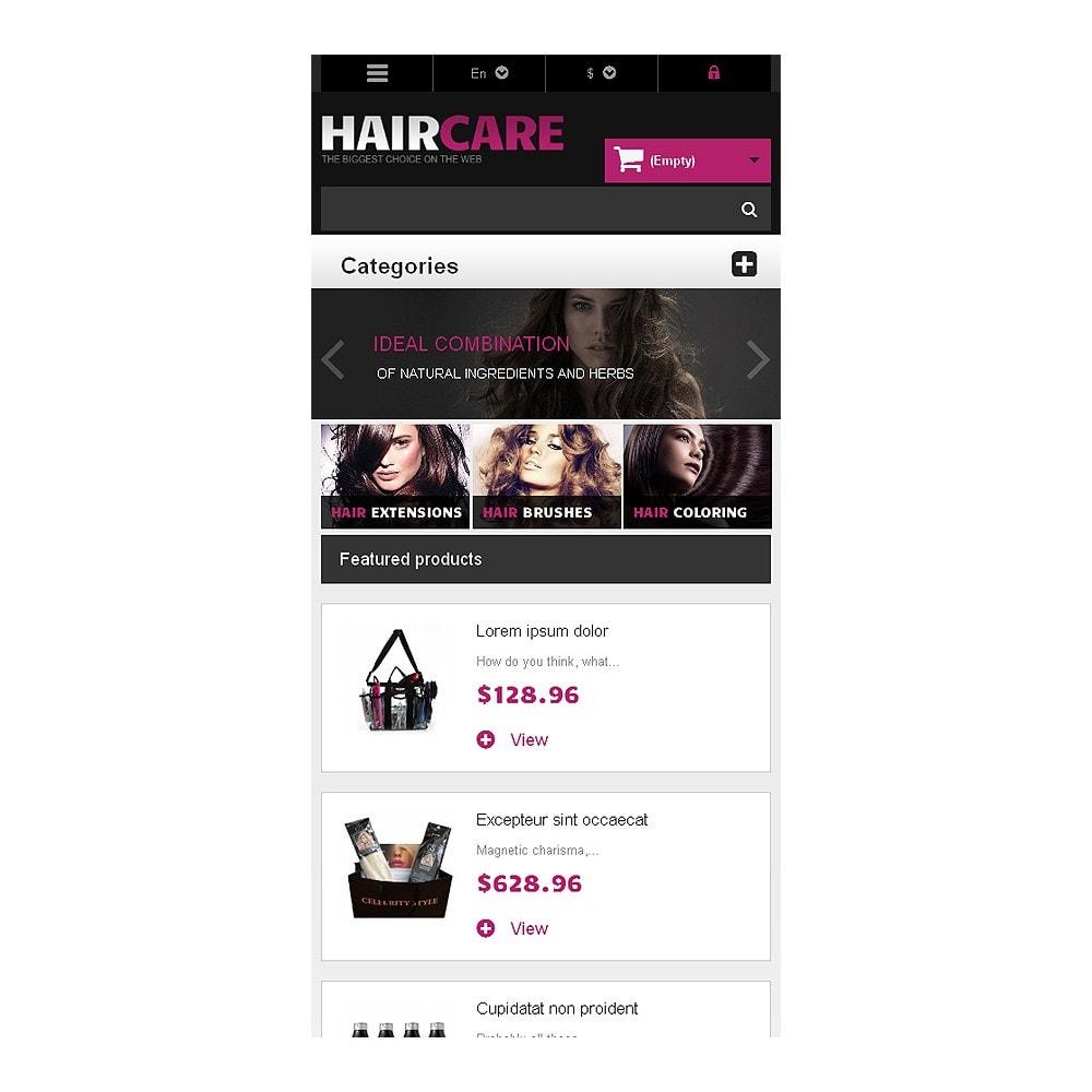 theme - Mode & Schuhe - Ideal Hair - 8