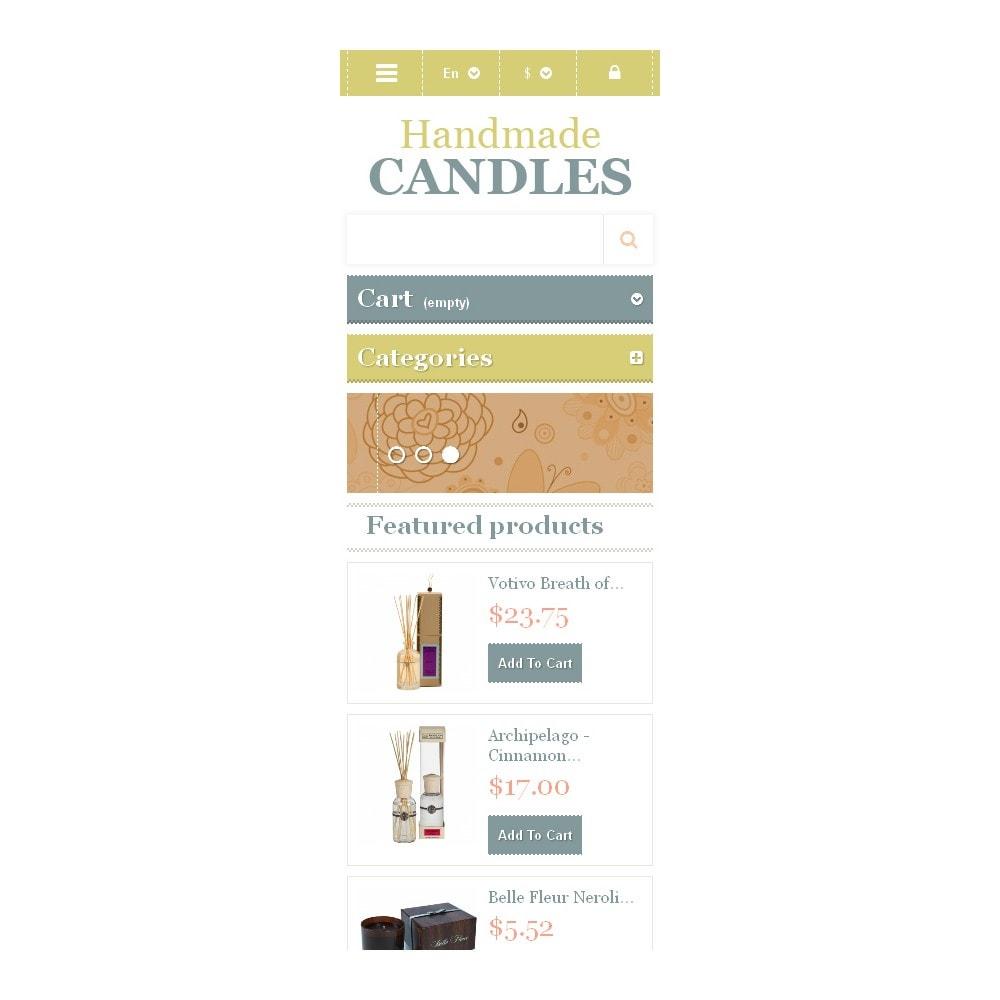 theme - Kids & Toys - Handmade Candles - 9