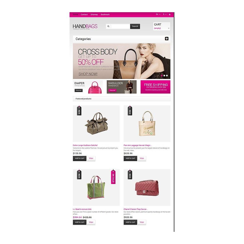 theme - Mode & Chaussures - Handbags Store - 7
