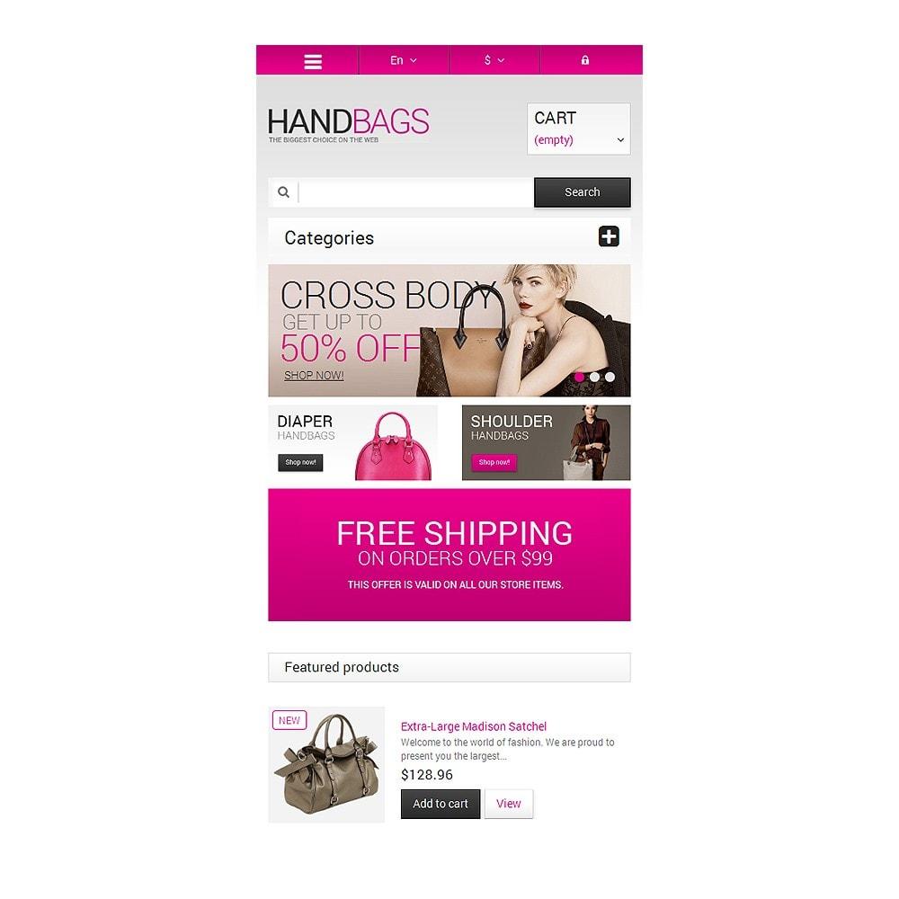 theme - Mode & Chaussures - Handbags Store - 8