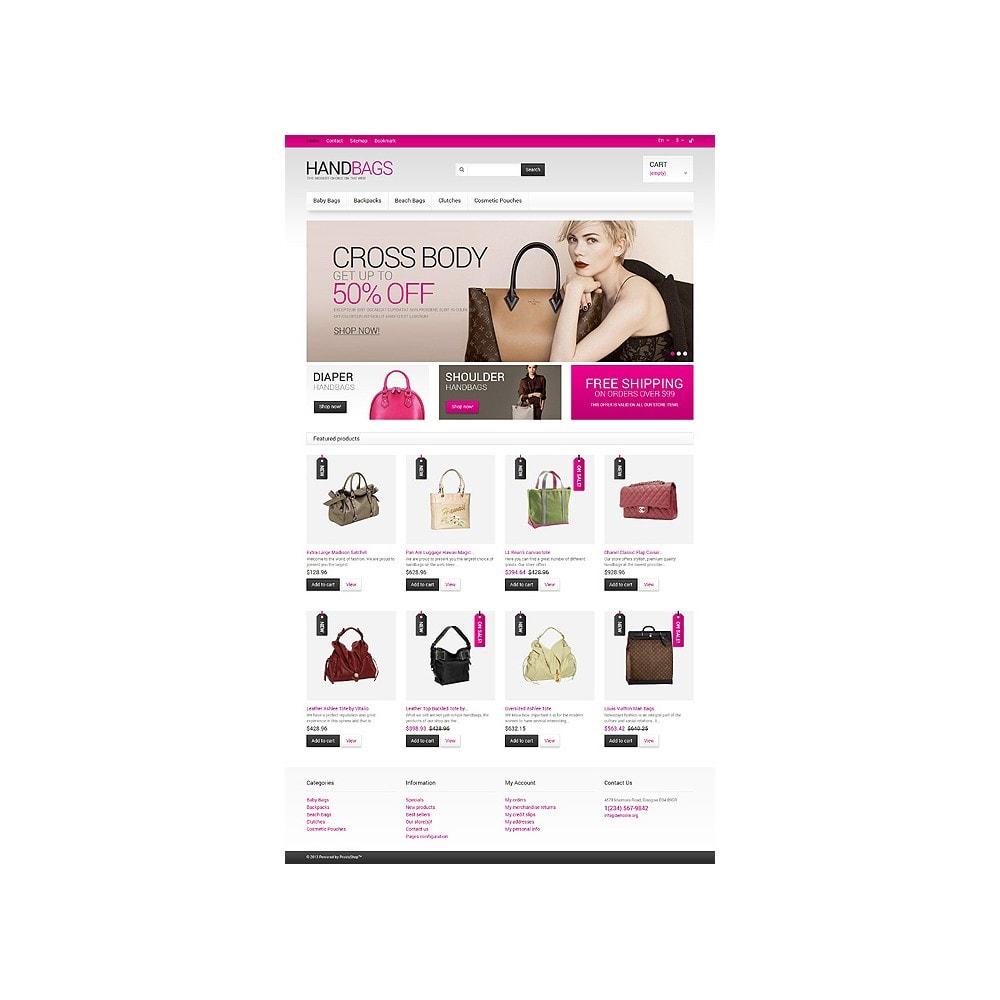 theme - Mode & Chaussures - Handbags Store - 10