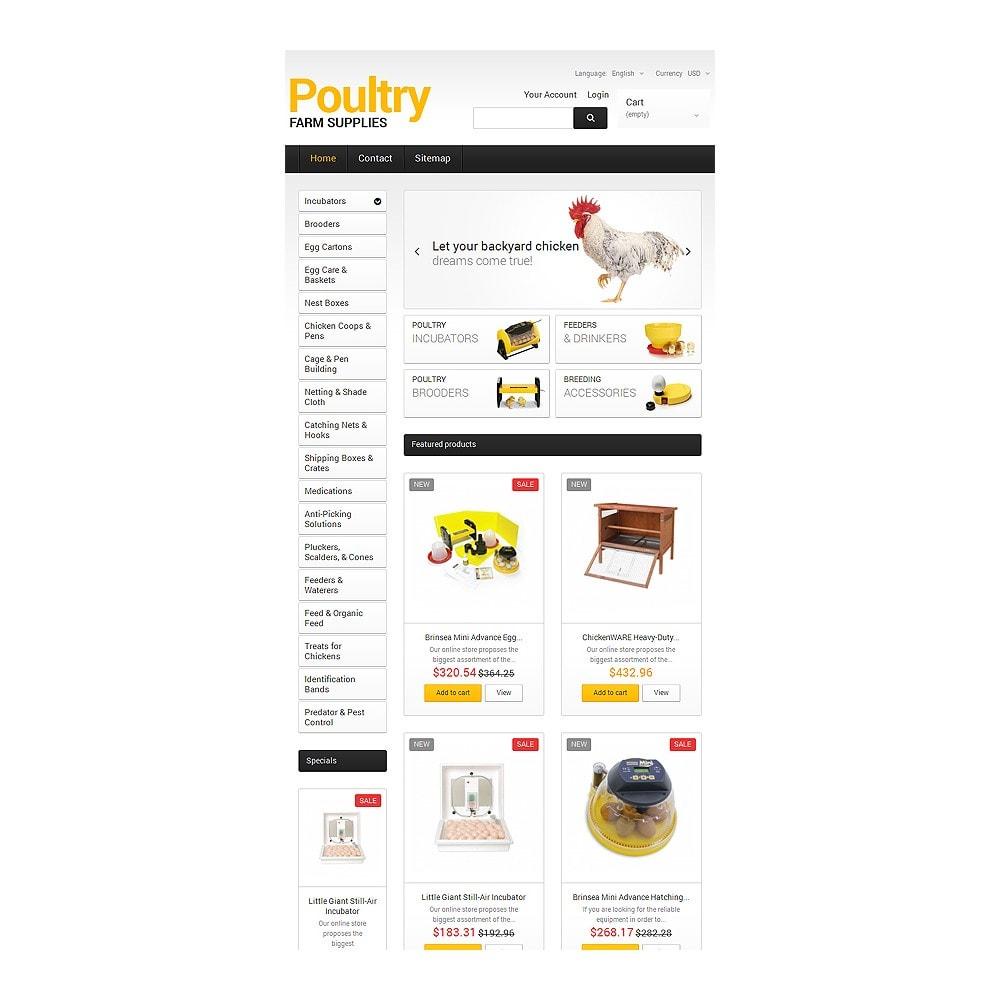 theme - Casa & Jardins - Poultry Farm Supplies - 7