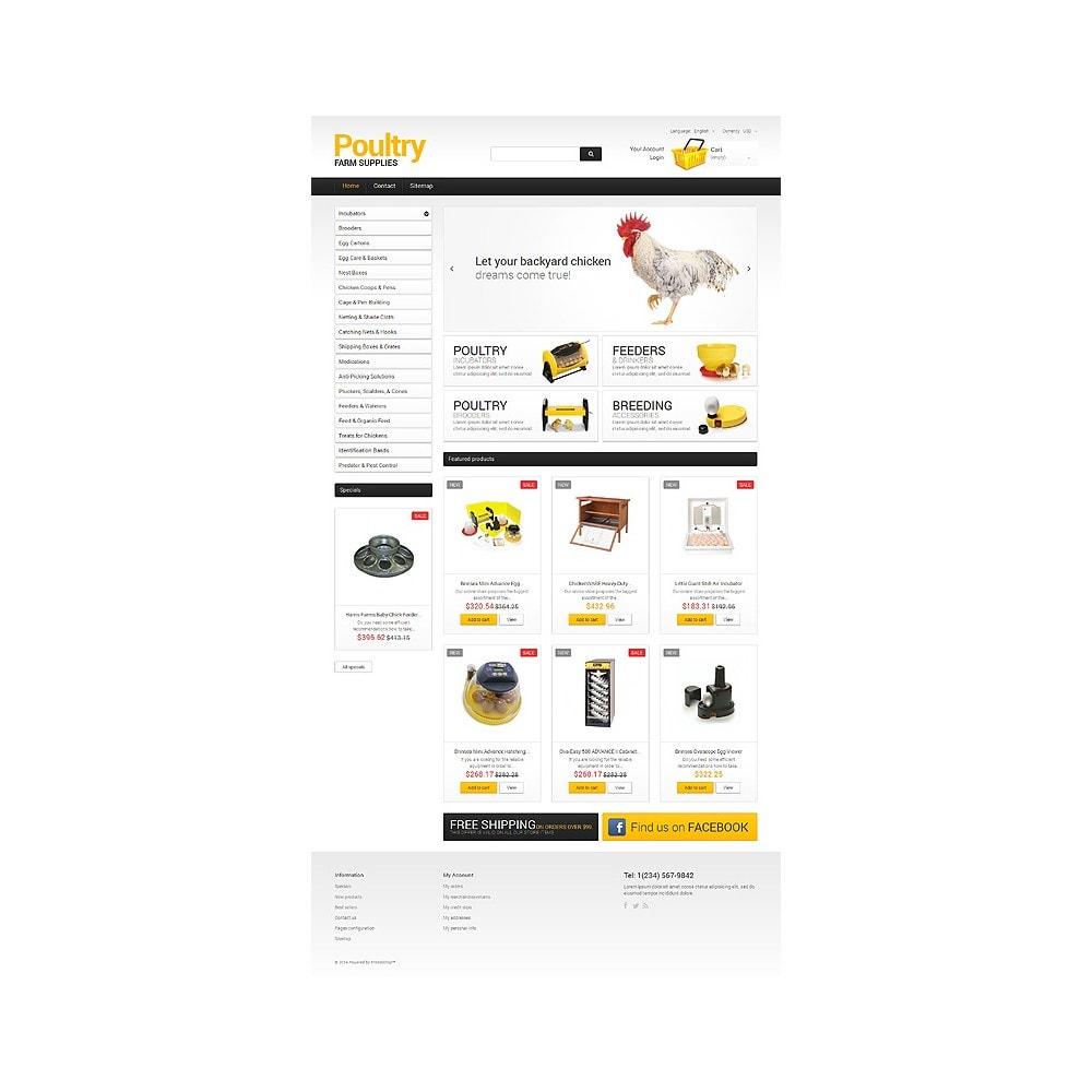 theme - Casa & Jardins - Poultry Farm Supplies - 10