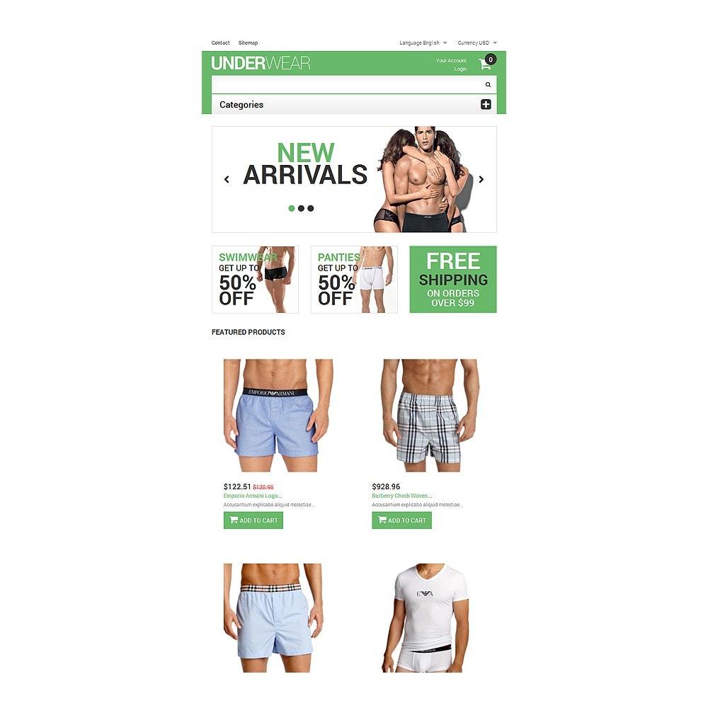 theme - Mode & Schuhe - Unterhosen für Männer - 7