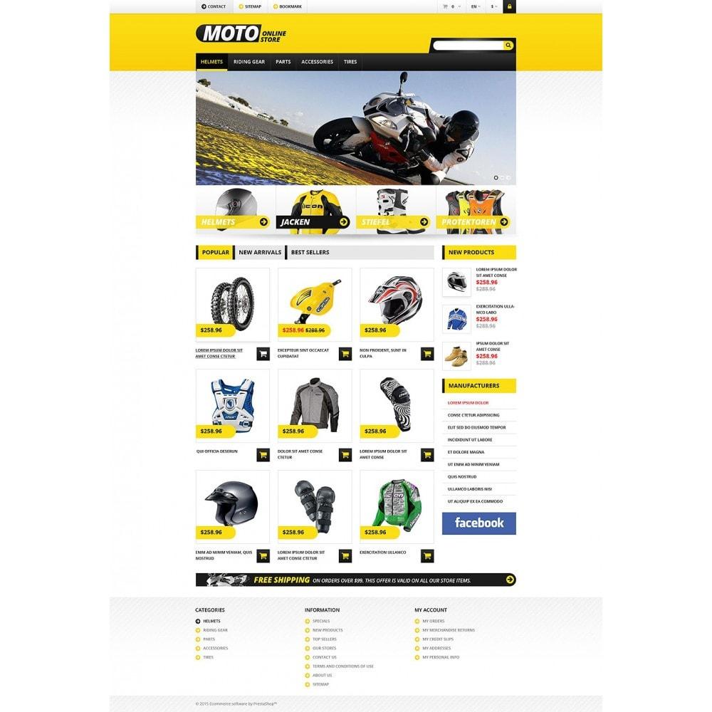 theme - Carros & Motos - Bike Shop - 2