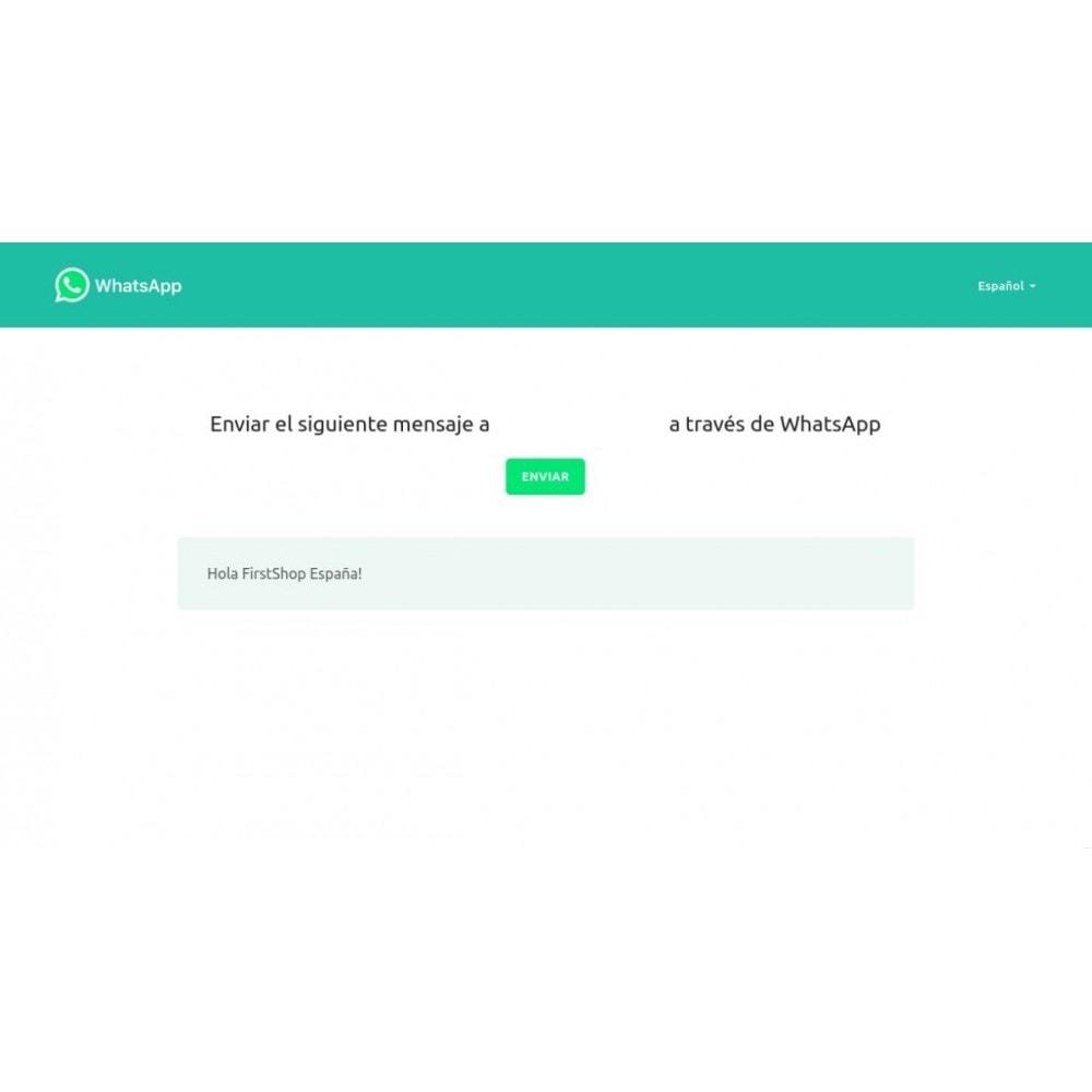 module - Asistencia & Chat online - Conector Whatsapp - 4