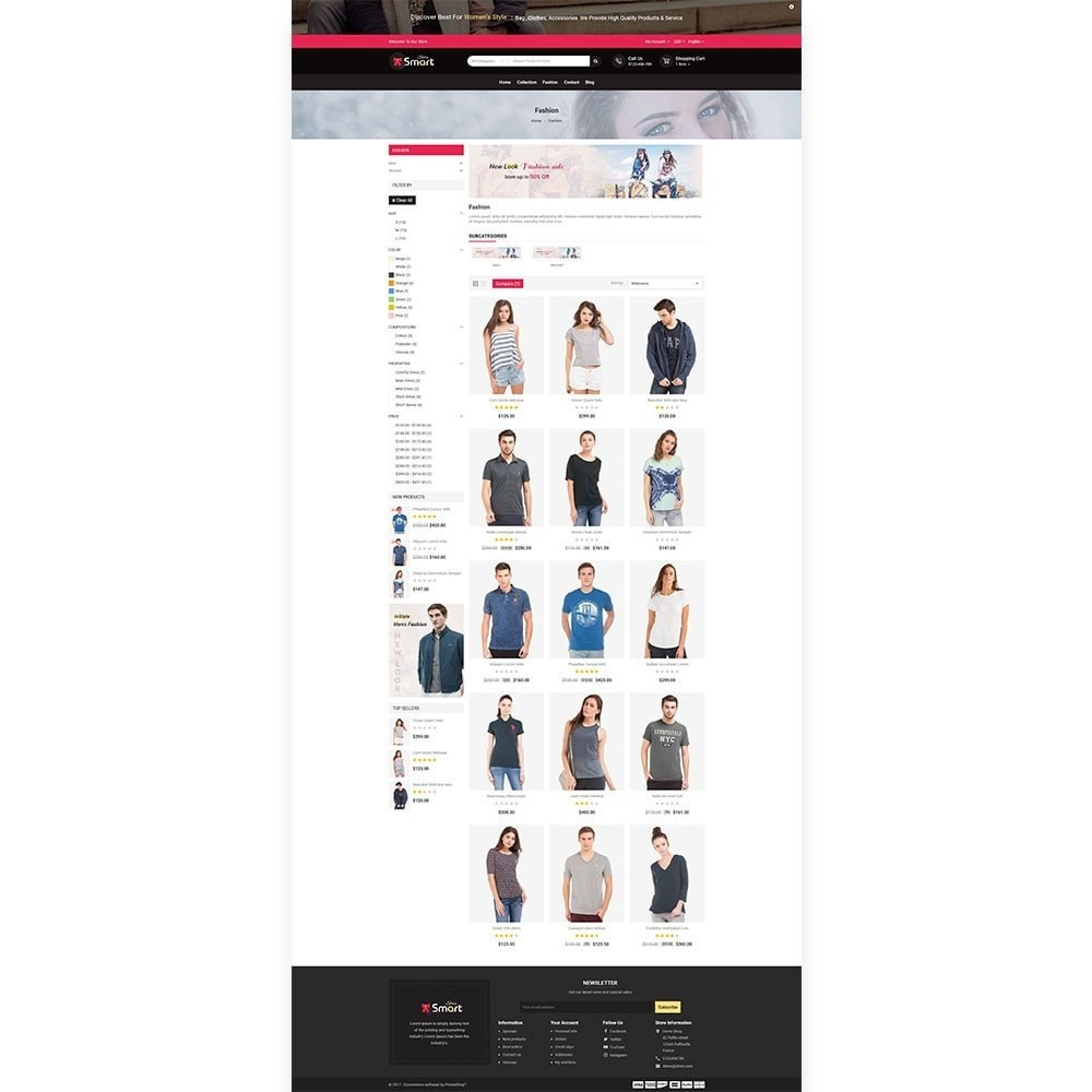 theme - Mode & Chaussures - Fashion Smart Store - 3
